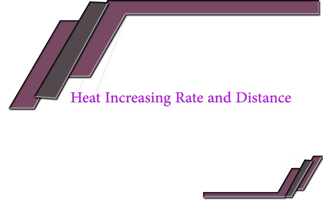 Heat Increasing
