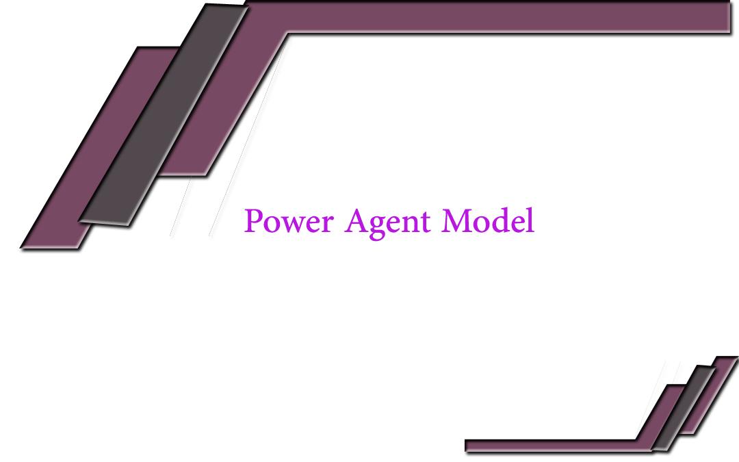 Power Agent Model