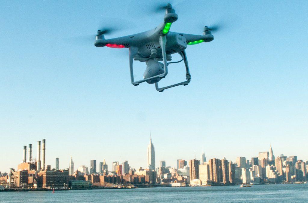 Performing Digital Forensic on Suspected Drones
