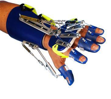 Figure 6 The SaeboFlex Exoskeleton