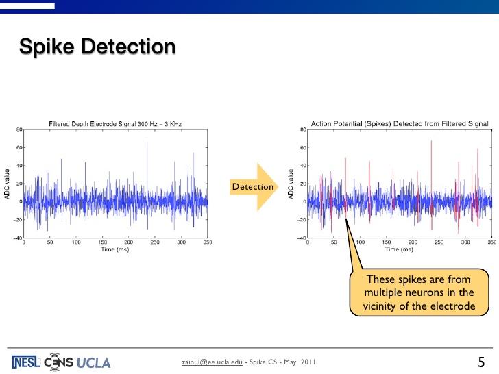 Common Spike Detection Methods