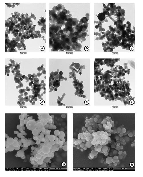 TEM of Novacentrix SEM microscopy image